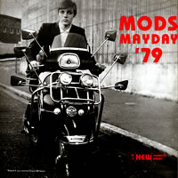 Mods Mayday front cover